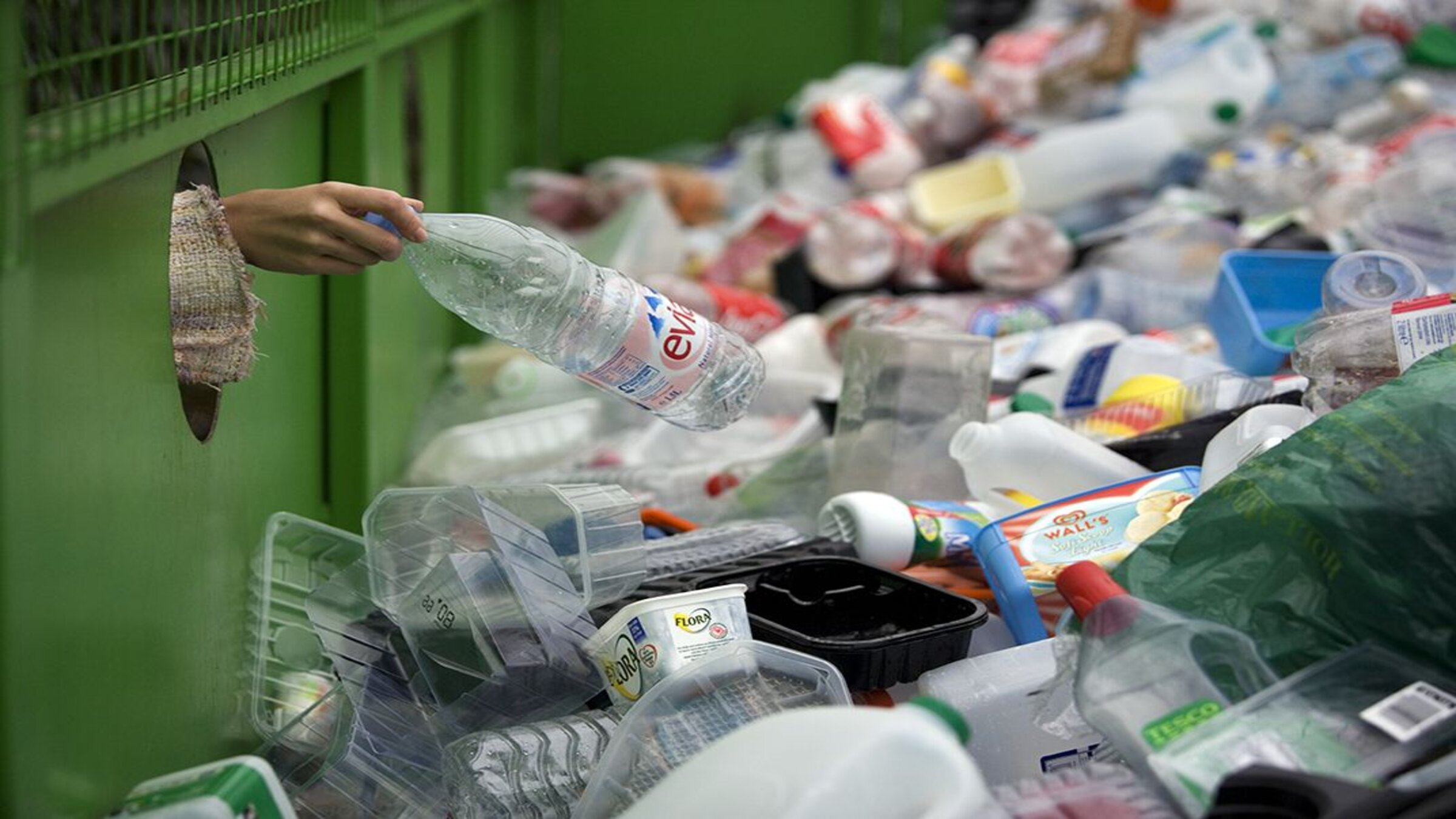 Here's Why Recycling Doesn't Work