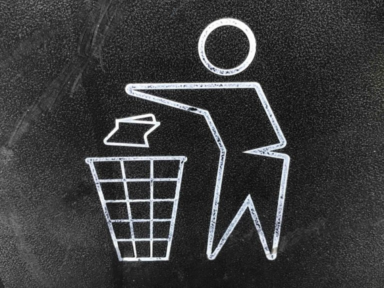 The Recycling Paradox