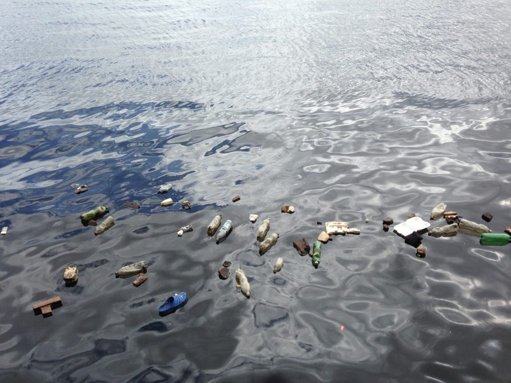 How do Plastics Enter Our Ocean