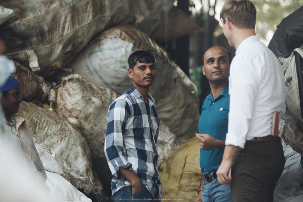 Waste Ventures India is rethinking solid waste management