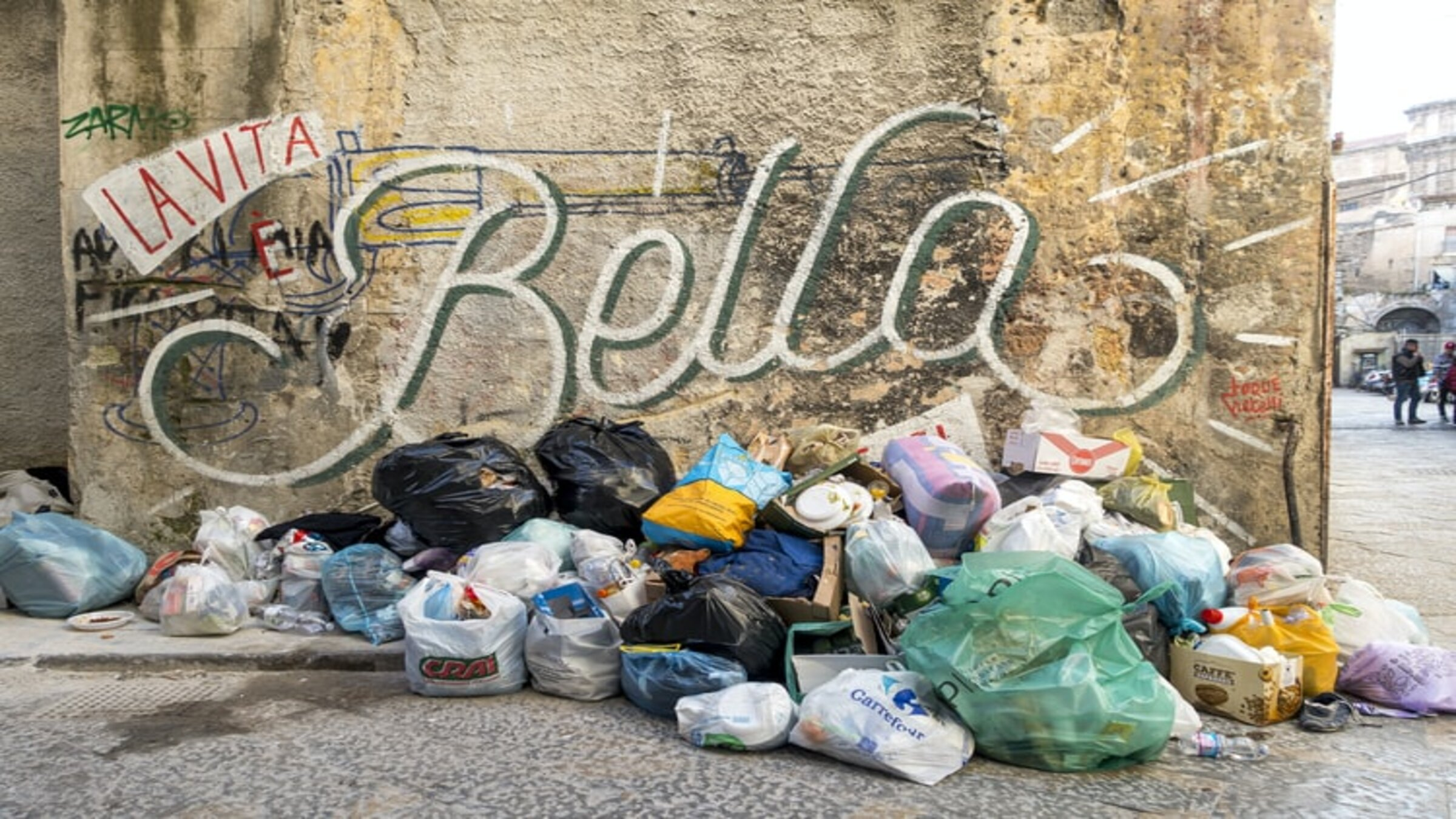 Small Scale Recycling and its Huge Scale Impact