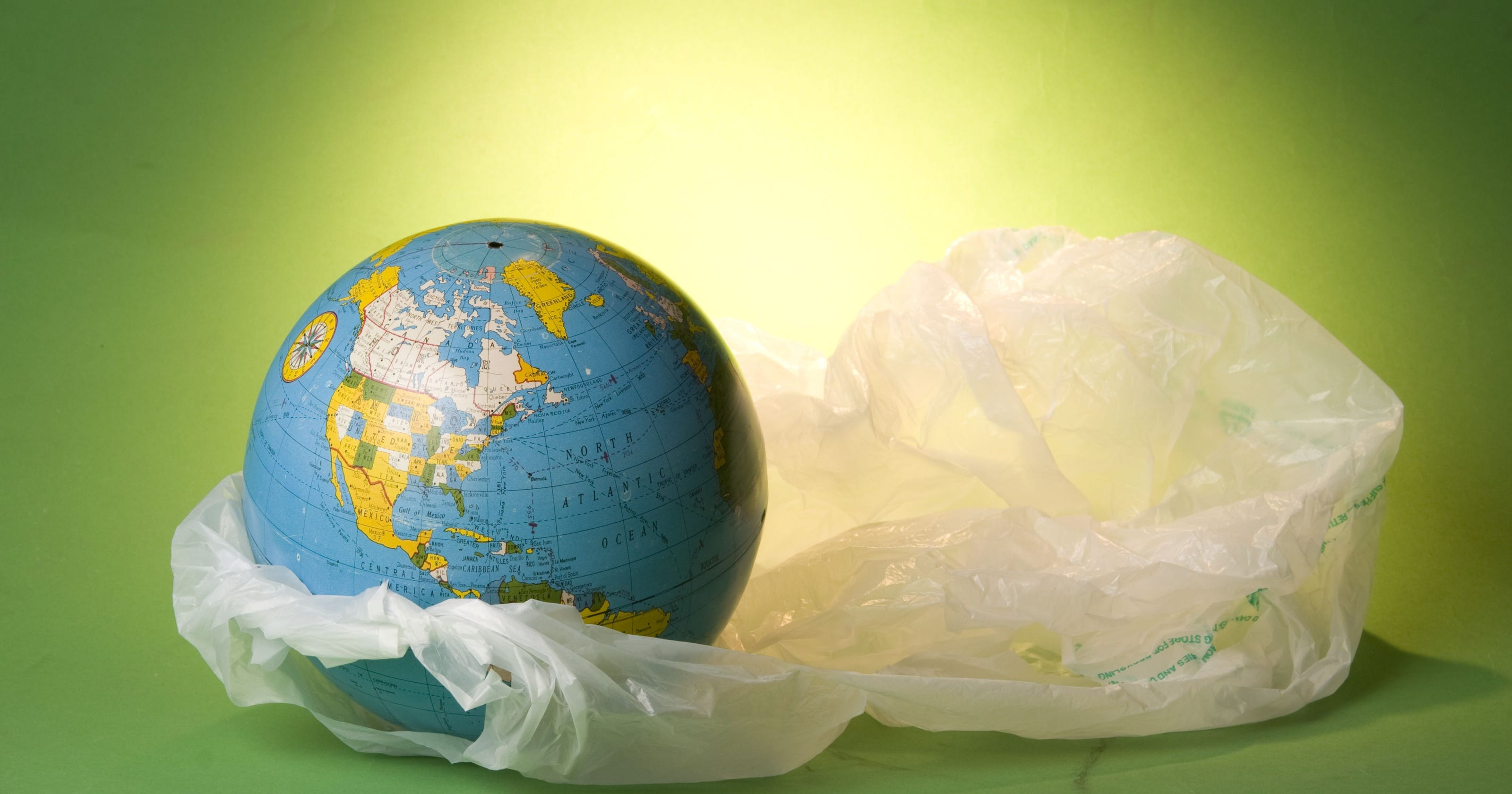 Can Plastic Bans Save Our Planet?