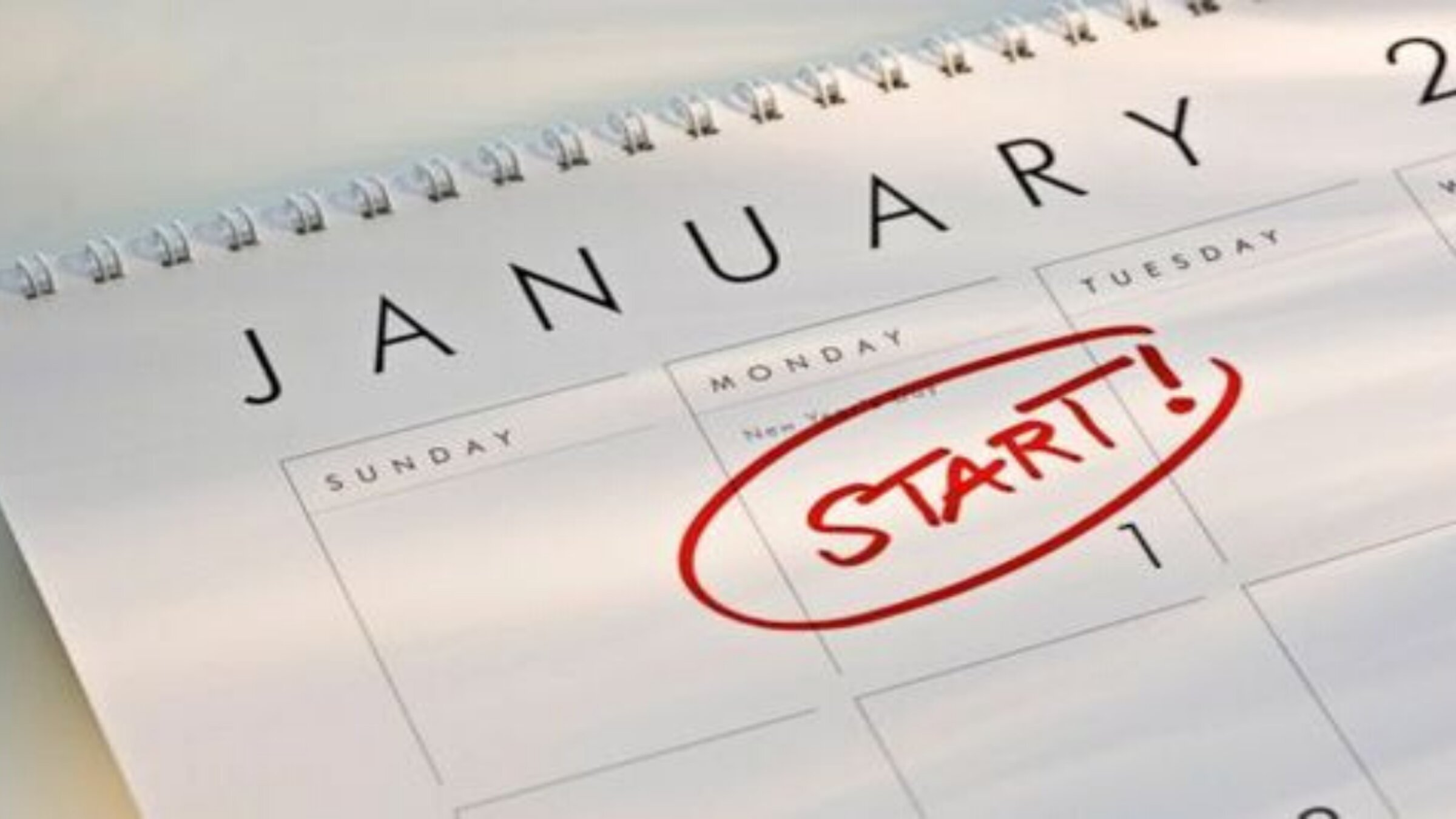 Sustainable New Year Resolutions to Save the Planet