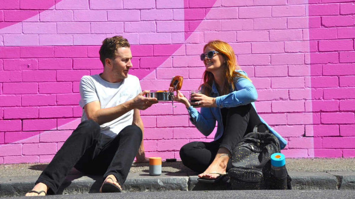 Reusable Nation, a married zero waste blogger couple from Melbourne, Australia