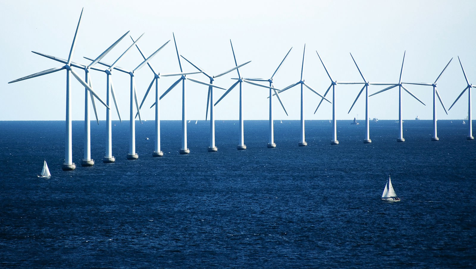 Using windmills as an alternative source of energy for green manufacturing