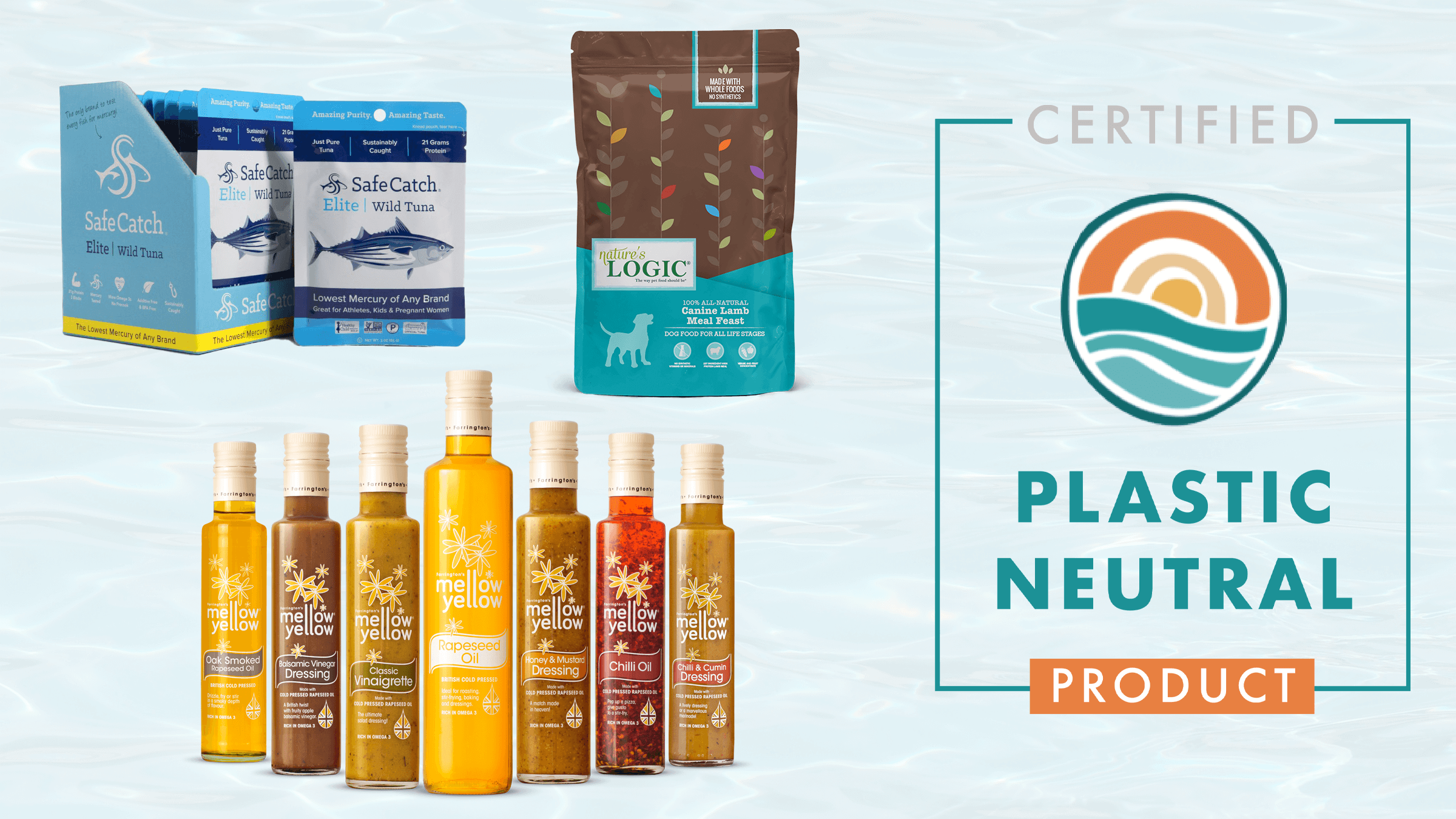 How 3 CPG Companies Invigorated Their Brands with the Plastic Neutral Certification