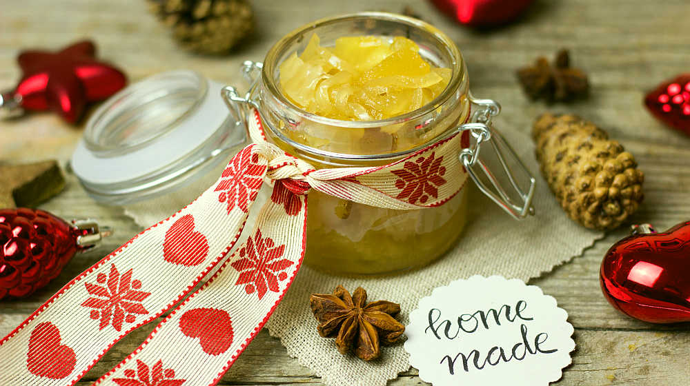 Homemade Christmas gifts to celebrate a zero waste Christmas
